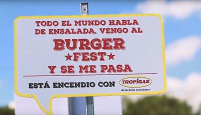 Burger Fest - Encendío con Tropigas