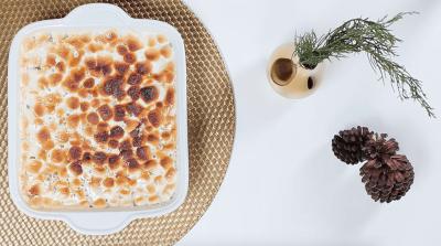 Receta Pastelon de Batata